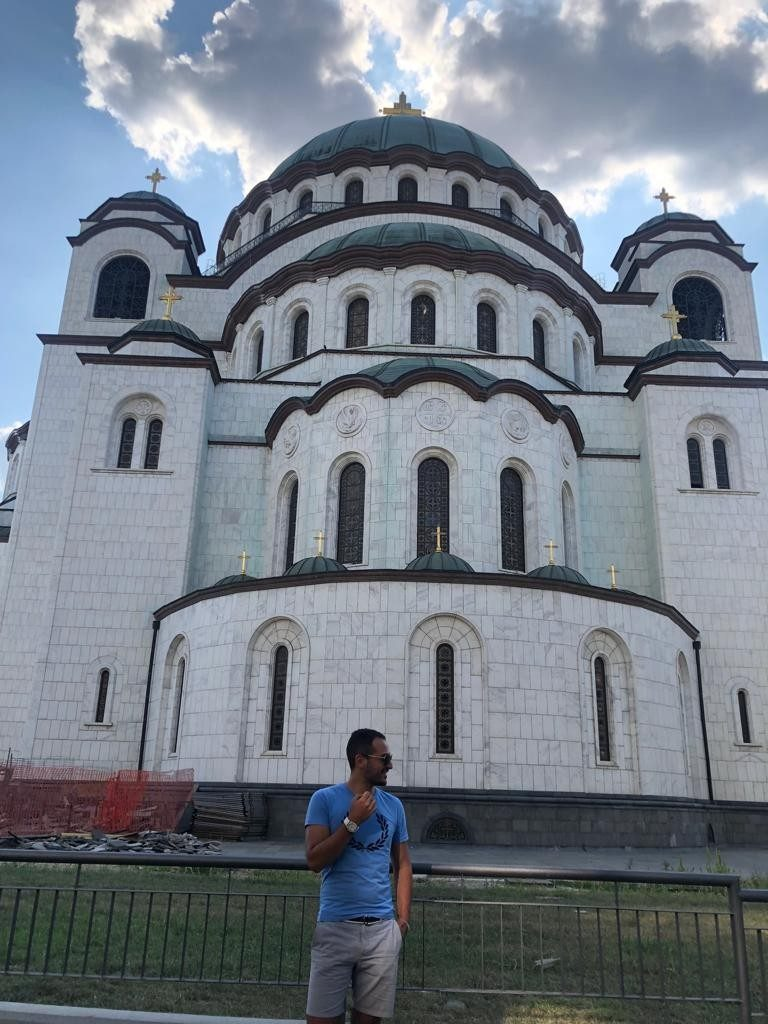 Aziz Sava Katedrali (Church of Saint Sava)