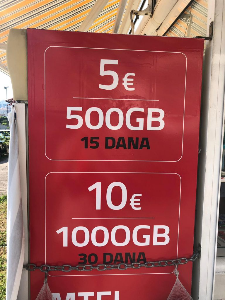 Karadağ-internet-turist-paketi