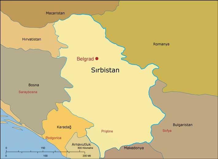 belgrad haritası belgrad nerede