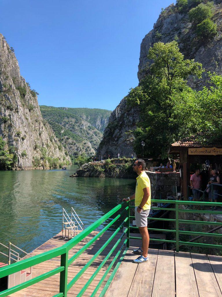 matka kanyonu kuzey makedonya