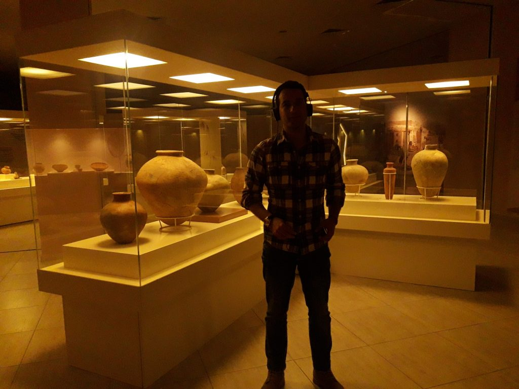 sanliurfa kent muzesi