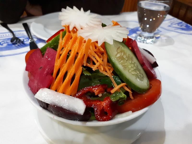Amasra-salatası