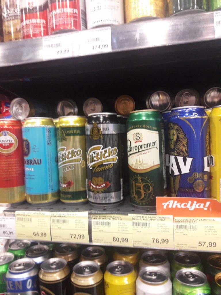 belgrad alkol fiyatları