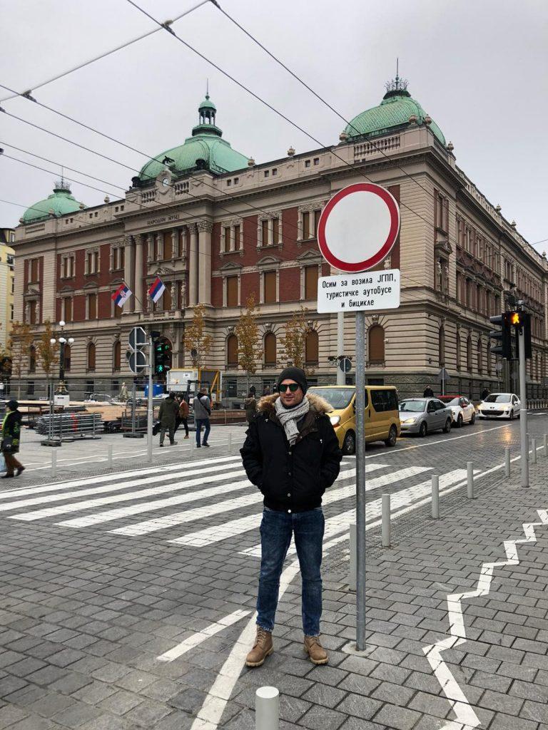 Belgrad Özgürlük Meydanı