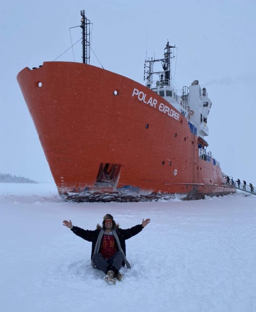 finlandiya vizesi buzkıran polar explorer