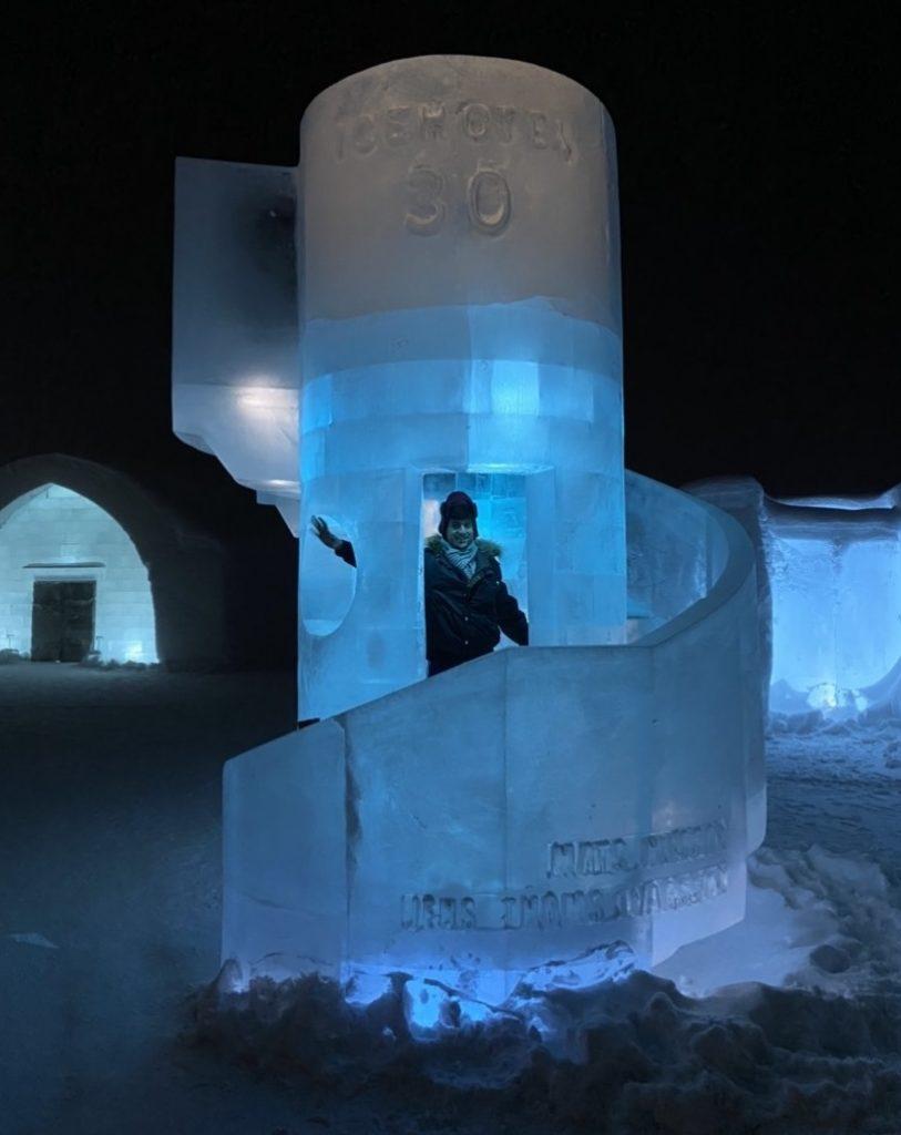 schengen vizesi icehotel sweden