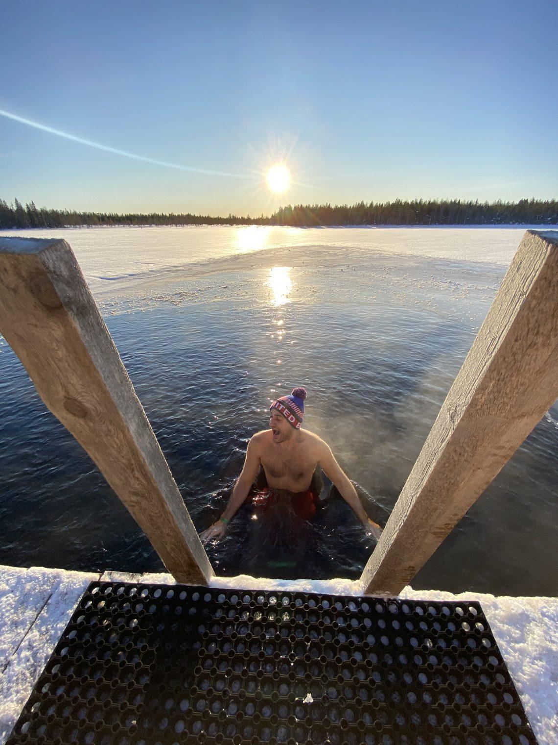 finlandiya sauna lapland