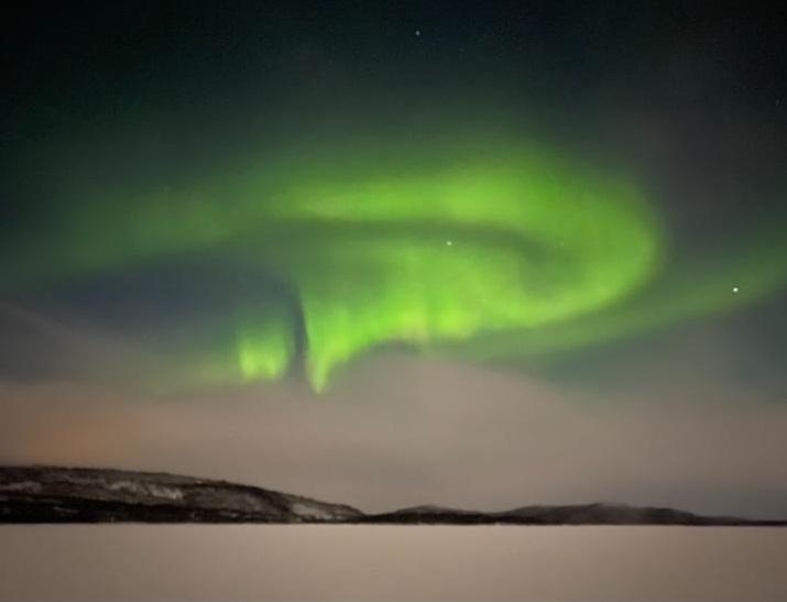 kuzey ışıkları nasıl oluşur