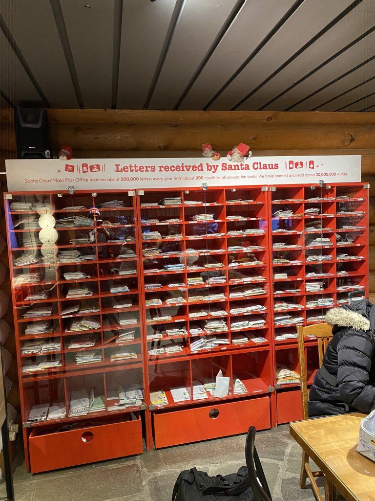 santa claus village post office-min