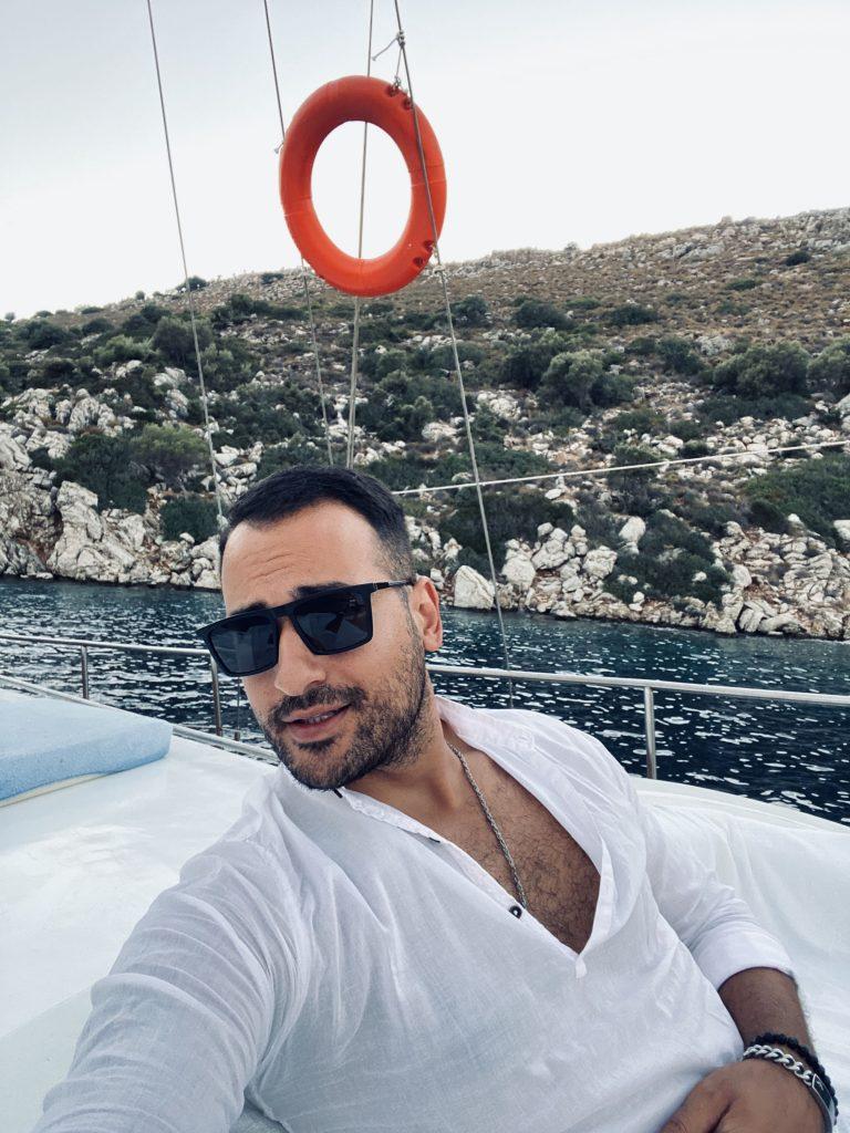 tekne tatili bozburun marmaris