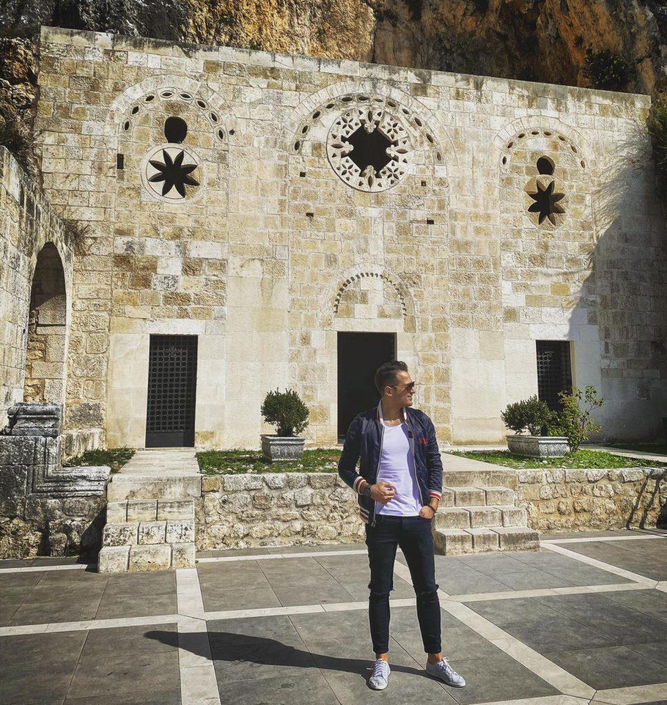 saint pierre kilisesi antakya