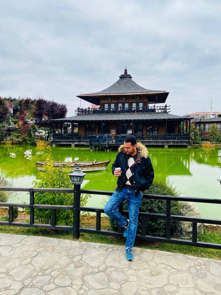 japon parkı konya