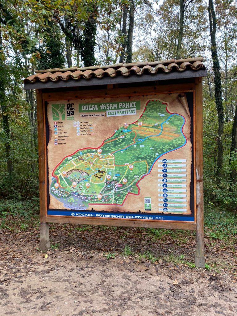 ormanya yasam parki - Sakarya ve İzmit Çevresi Gezilecek Yerler